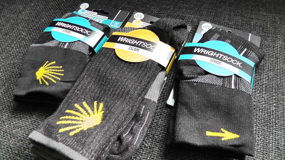 Wandersocken Test