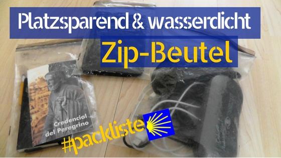 Zip Beutel