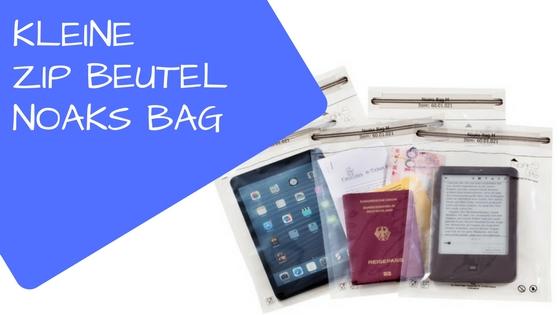 Zip Beutel Noaks Bag