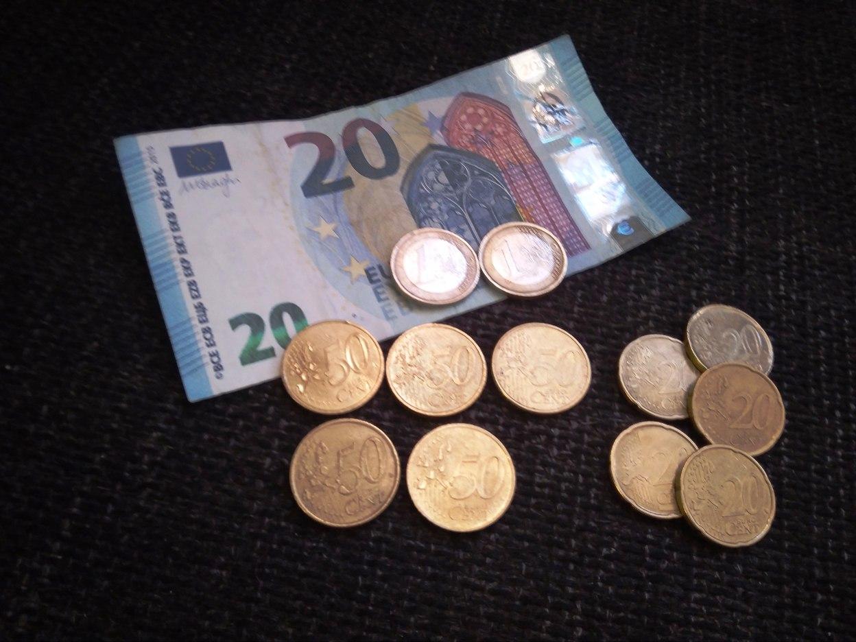 Kosten pro Tag auf dem Jakobsweg