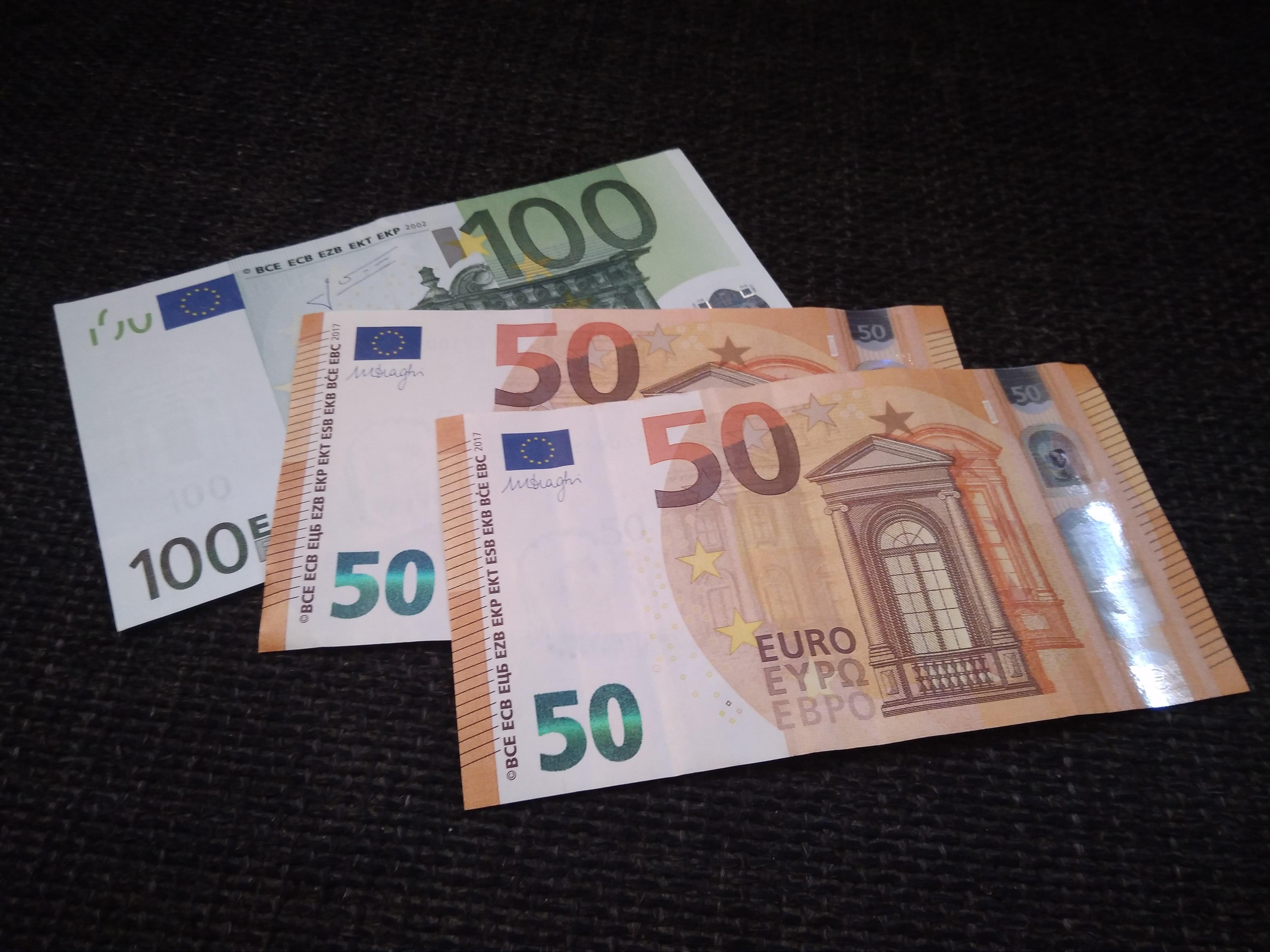 200 Euro benötigt man pro Woche auf dem Jakobsweg