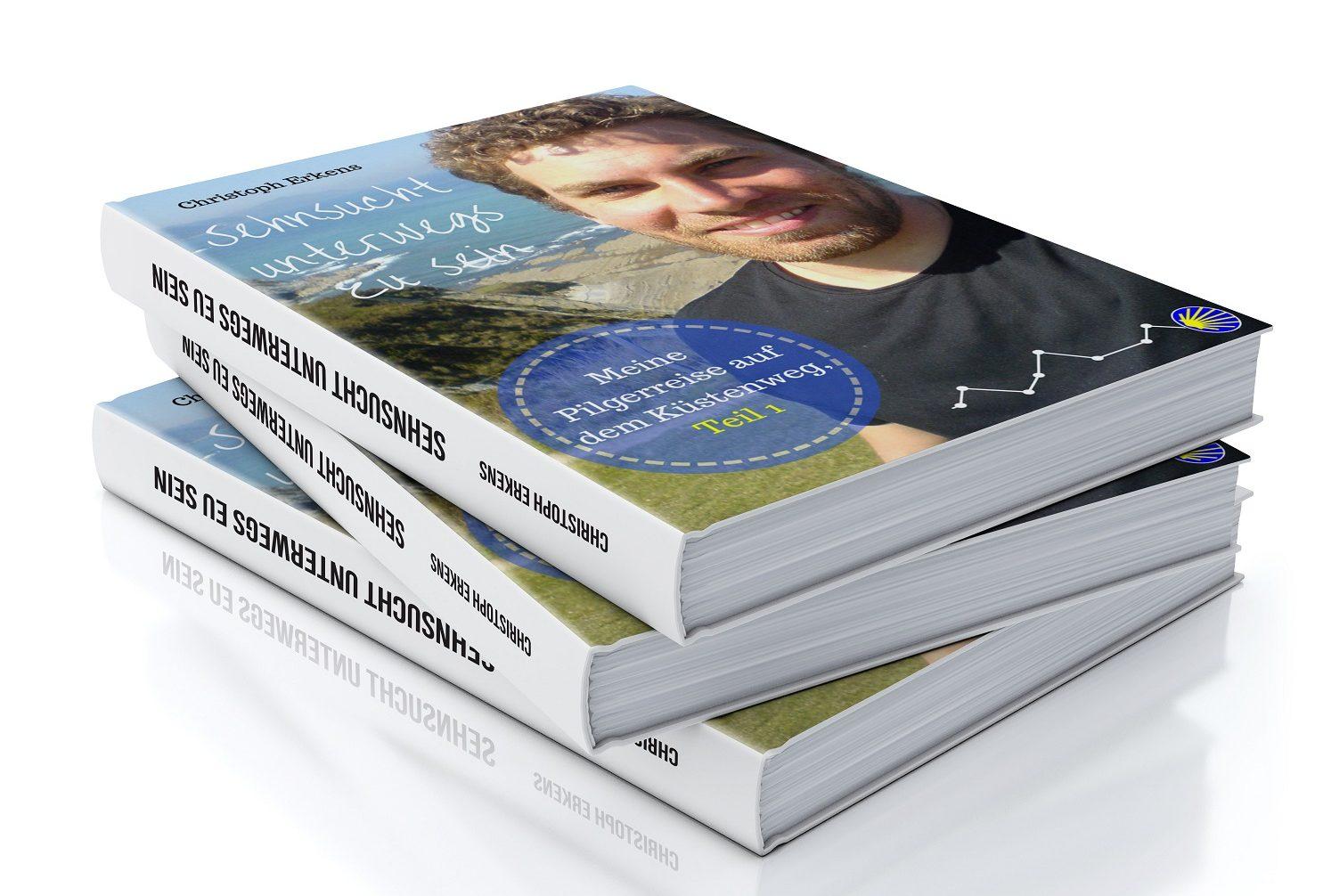 eBook Sehnsucht unterwegs zu sein Teil 1 Covervariation 1 kleiner