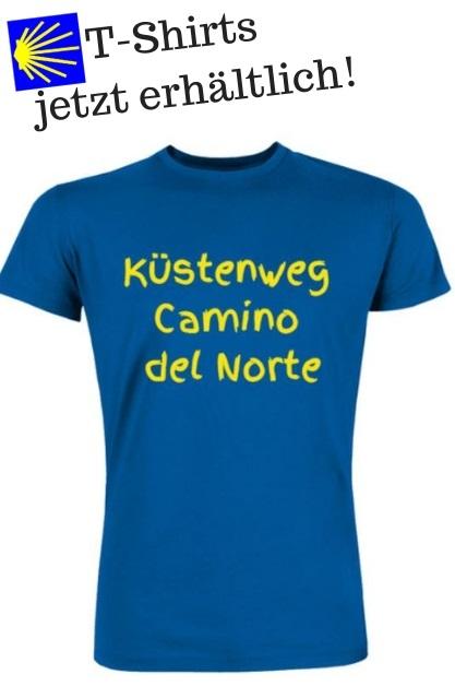 Küstenweg T Shirts