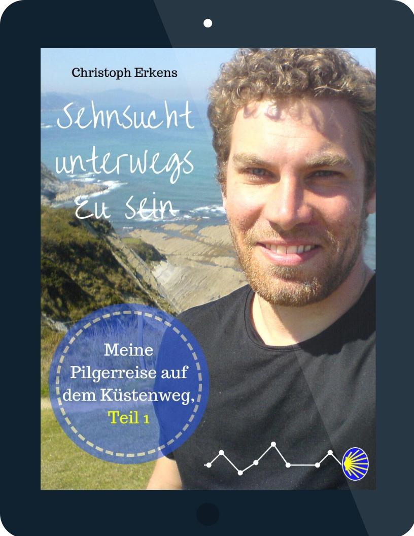 Sehnsucht unterwegs zu sein eBook Cover