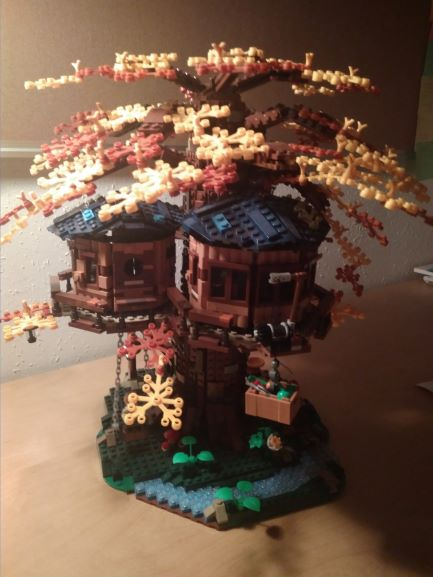 Lego Baumhaus