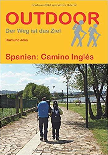Pilgerführer zum Camino Ingles